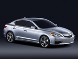 Photos of Acura ILX Concept (2012)
