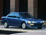 Acura Integra Sedan (1990–1993) photos