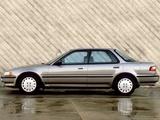Acura Integra Sedan (1990–1993) wallpapers