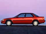 Pictures of Acura Integra Sedan (1990–1993)