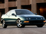 Pictures of Acura Integra GS-R Coupe (1994–1998)