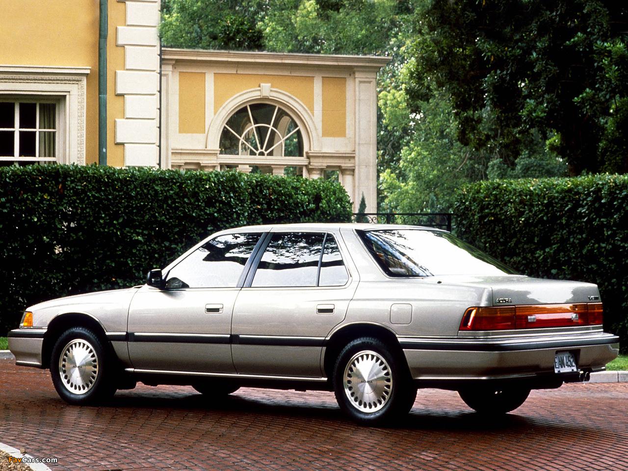 Acura Legend (1986–1990) images (1280 x 960)