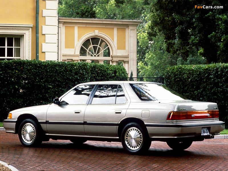 Acura Legend (1986–1990) images (800 x 600)