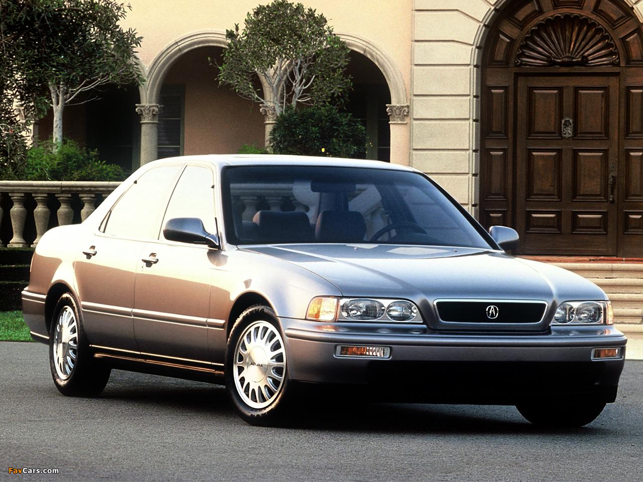 Acura Legend (1990–1995) images (1280 x 960)