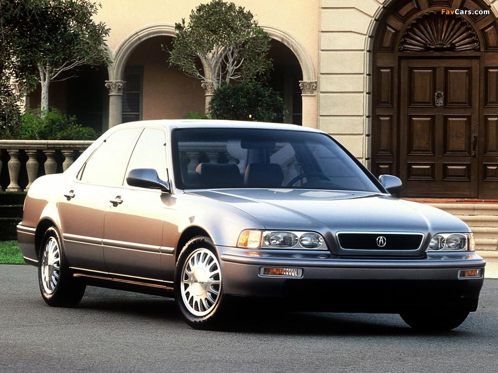 Acura Legend (1990–1995) images (1024 x 768)