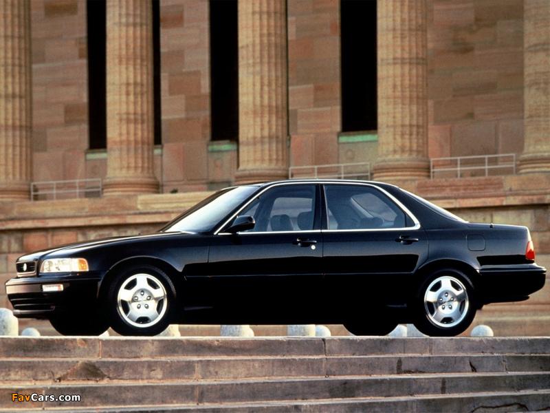 Acura Legend (1990–1995) photos (800 x 600)
