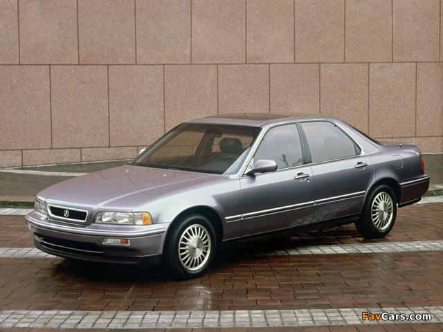 Acura Legend (1990–1995) pictures (640 x 480)