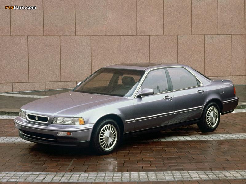 Acura Legend (1990–1995) pictures (800 x 600)