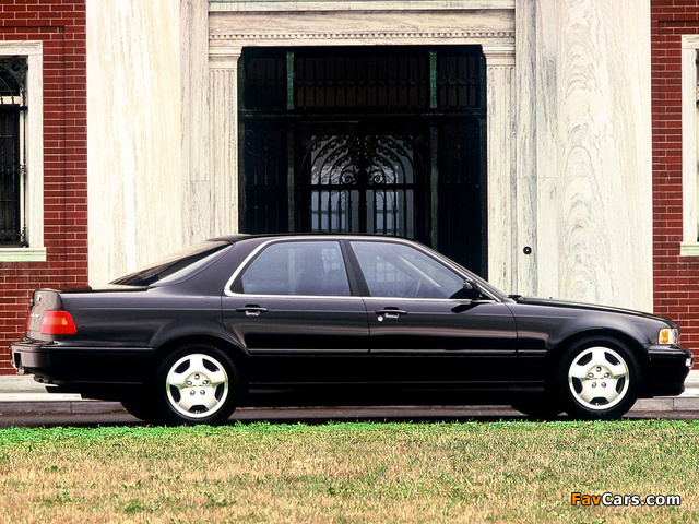 Acura Legend (1990–1995) wallpapers (640 x 480)