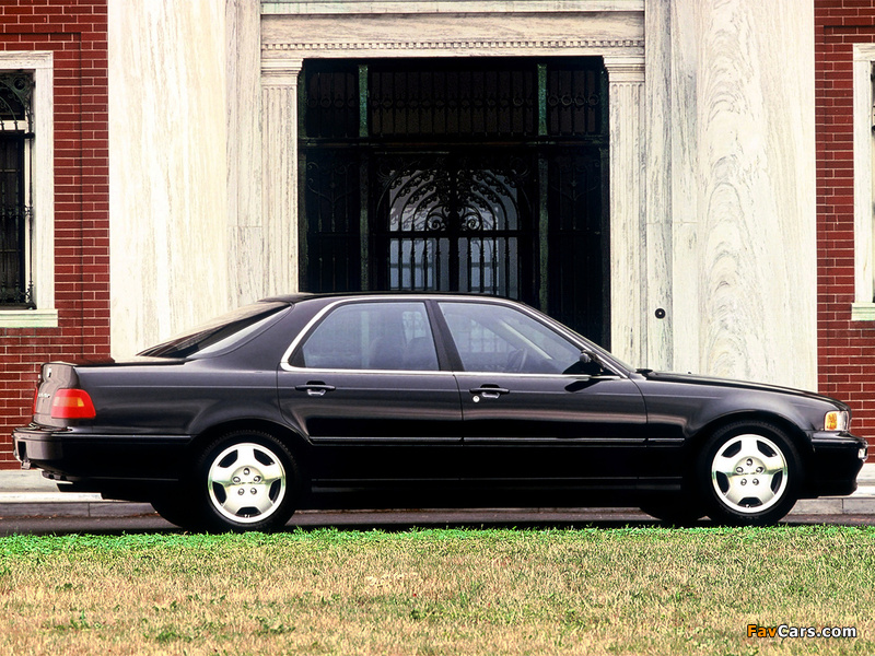 Acura Legend (1990–1995) wallpapers (800 x 600)
