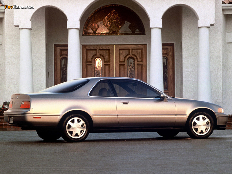 Images of Acura Legend (1990–1995) (800 x 600)