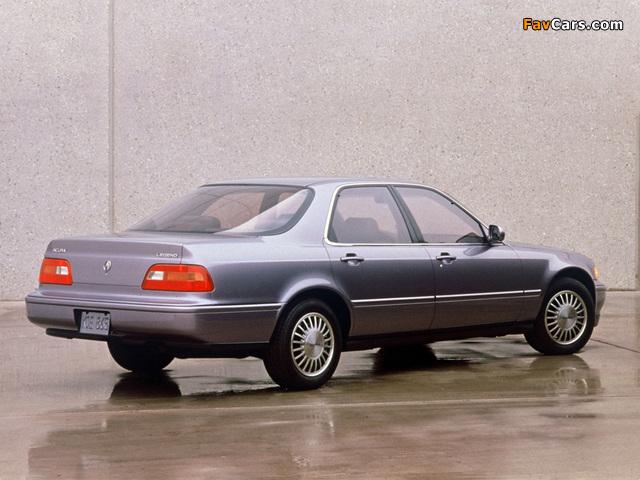 Images of Acura Legend (1990–1995) (640 x 480)