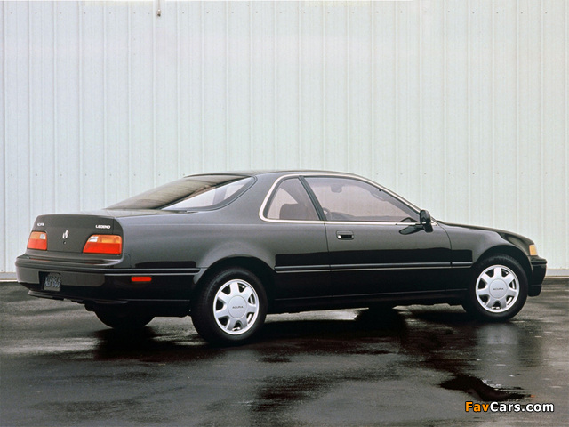 Images of Acura Legend Coupe (1990–1995) (640 x 480)