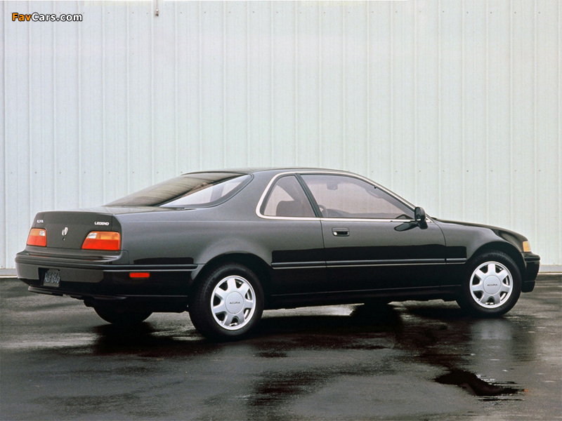 Images of Acura Legend Coupe (1990–1995) (800 x 600)
