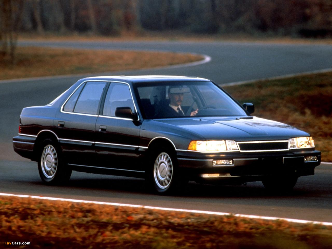 Photos of Acura Legend (1986–1990) (1280 x 960)