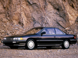 Photos of Acura Legend Coupe (1987–1990)