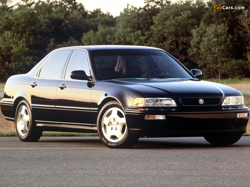 Photos of Acura Legend (1990–1995) (800 x 600)