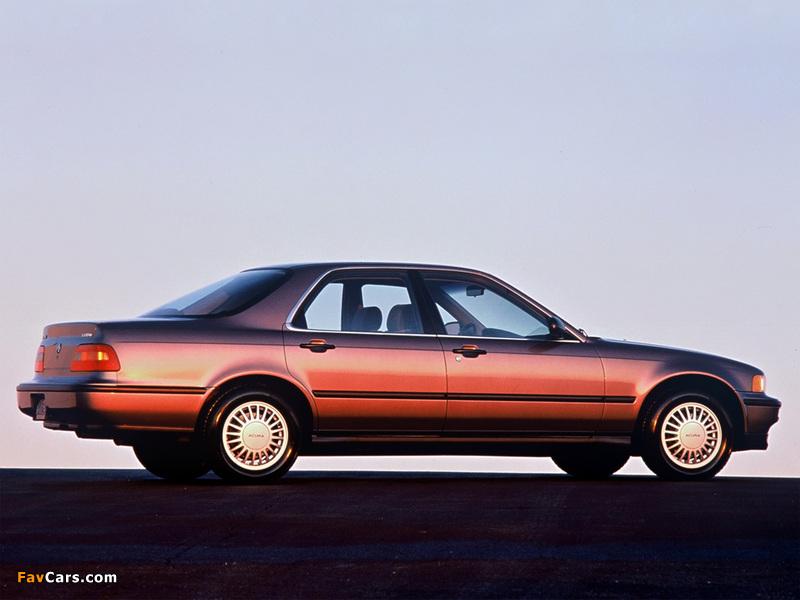 Photos of Acura Legend (1990–1995) (800 x 600)
