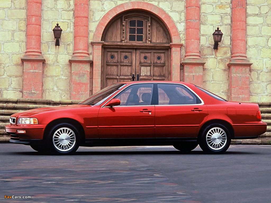 Photos of Acura Legend (1990–1995) (1024 x 768)