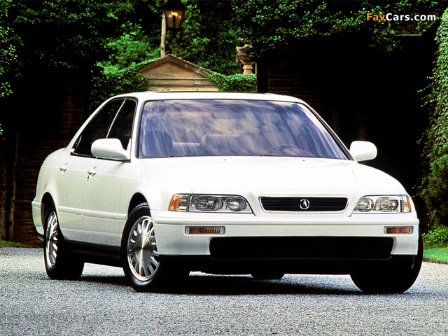Photos of Acura Legend (1990–1995) (640 x 480)
