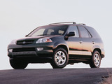 Acura MDX (YD1) 2000–03 images