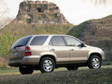 Acura MDX (2001–2003) pictures