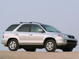 Acura MDX (2001–2003) wallpapers