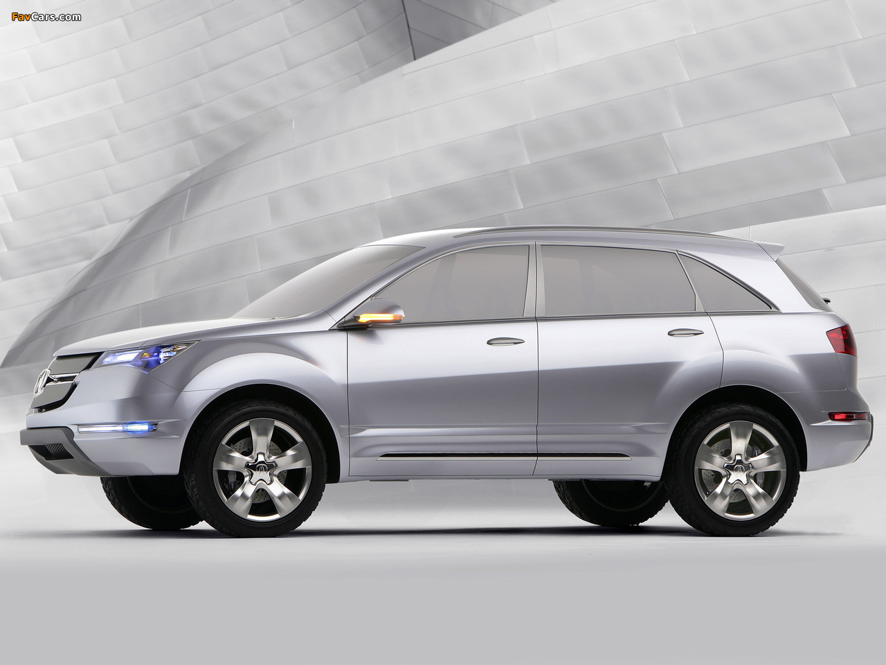 Acura MDX Concept (2006) images (1280x960)