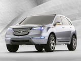 Acura MDX Concept (2006) photos