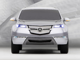 Acura MDX Concept (2006) photos