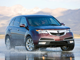 Acura MDX (2009) wallpapers
