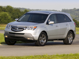 Images of Acura MDX (2006–2009)