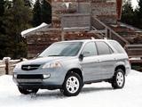 Photos of Acura MDX (2001–2003)