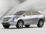 Photos of Acura MDX Concept (2006)