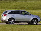 Photos of Acura MDX (2006–2009)