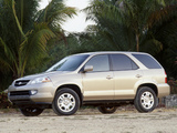 Pictures of Acura MDX (2001–2003)