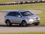 Pictures of Acura MDX (2006–2009)