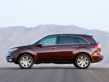 Pictures of Acura MDX (2009)