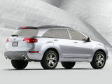 Wallpapers of Acura MDX Concept (2006)