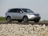 Acura MDX (2006–2009) wallpapers