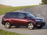 Wallpapers of Acura MDX (2006–2009)