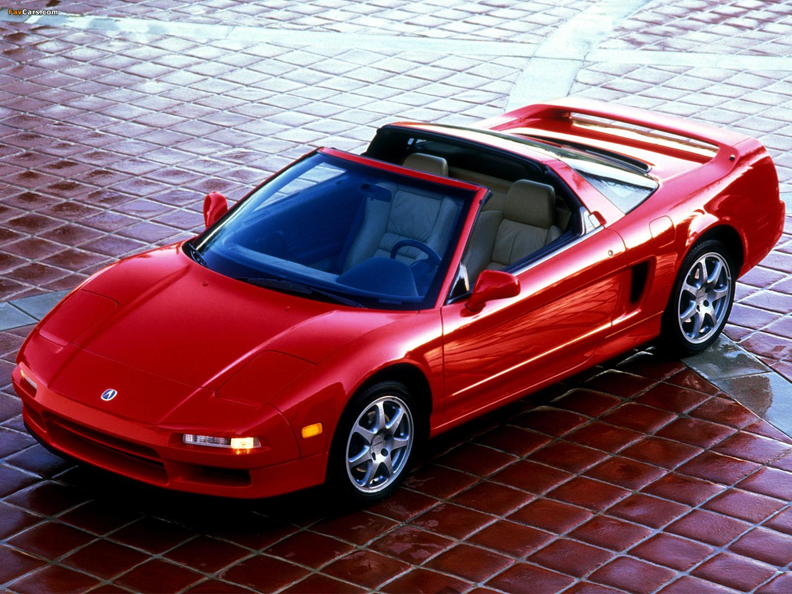 Acura Nsx T 19952001 Images 1600x1200