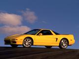Acura NSX-T (1995–2001) photos
