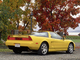 Pictures of Acura NSX-T (1995–2001)