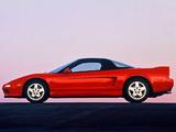 Acura NSX (1991–2001) photos