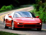 Acura NSX (1991–2001) pictures