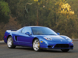 Images of Acura NSX (2001–2005)