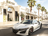 Images of Acura NSX 2016