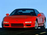 Photos of Acura NSX (1991–2001)