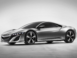 Photos of Acura NSX Concept (2012)